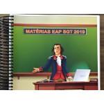 Apostila EAP Sargentos 2019 - Matérias