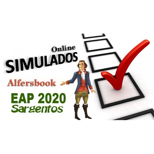 Simulados Online - EAP Sargentos 2020