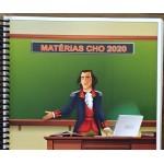 Apostila CHO 2020 - Matérias