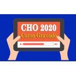 Curso GRAVADO Preparatório CHO 2020 (QPPM)