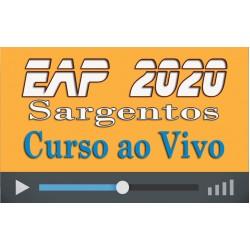 Curso com Aulas ao Vivo Preparatório EAP Sargentos 2020 (QPPM/QPE)