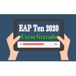 Curso GRAVADO Preparatório EAP Tenentes 2020 (QOPM E QOC)