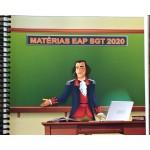 Apostila EAP Sargentos 2020 - Matérias