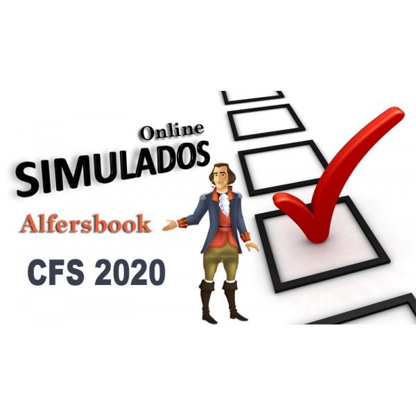 Simulados Online - CFS 2020
