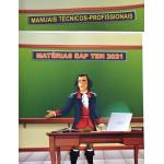 Kit com 2 apostilas EAP Tenentes 2021 - Matérias e MTPs