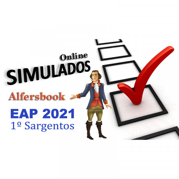 Simulados Online - EAP 1º Sargentos 2021