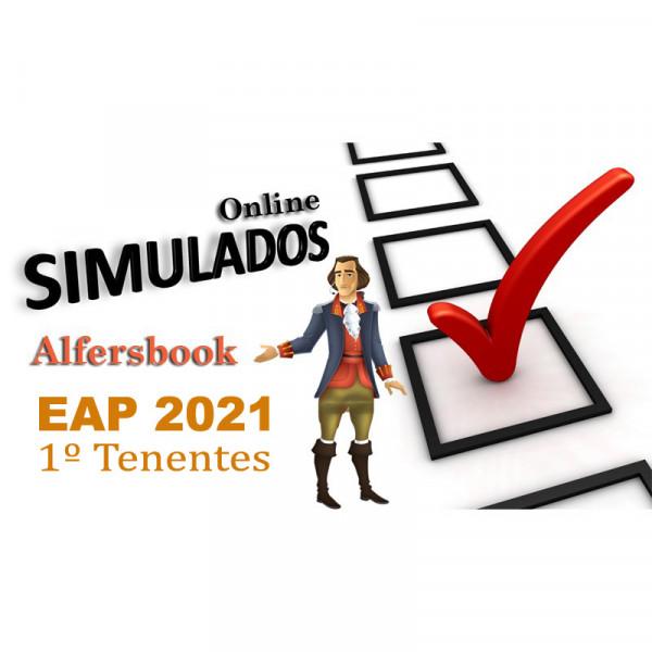 Simulados Online - EAP Tenentes 2021