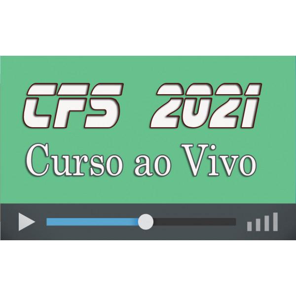 Curso com Aulas ao Vivo Preparatório CFS 2021 (QPPM)