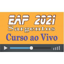 Curso com Aulas ao Vivo Preparatório EAP Sargentos 2021 (QPPM/QPE)