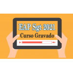 Curso GRAVADO Preparatório EAP Sargentos 2021 (QPPM/QPE)