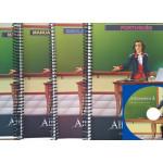 Kit Com 5 Apostilas - CFS 2021 - Matérias, Simulados e Áudios