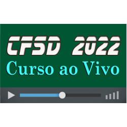 Curso Intensivo com Aulas ao Vivo Preparatório CFSd 2022 (QPPM)