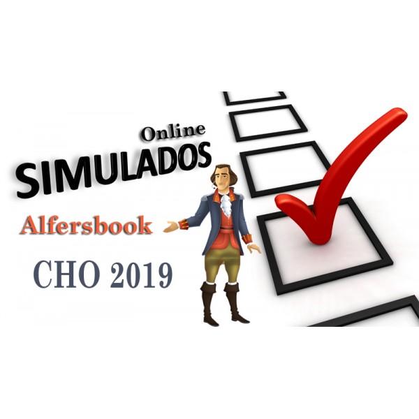 Simulados Online - CHO 2019