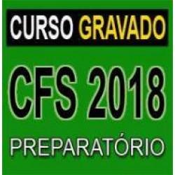 Curso GRAVADO Preparatório CFS 2018 (QPPM)