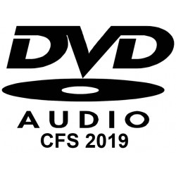 DVD áudio CFS