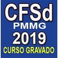 Curso Intensivo GRAVADO Preparatório CFSd 2019