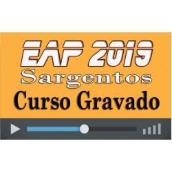 Curso GRAVADO Preparatório EAP Sargentos 2019 (QPPM)