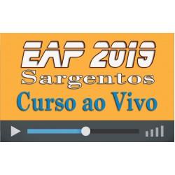 Curso com Aulas ao Vivo Preparatório EAP Sargentos 2019 (QPPM)