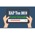 Curso GRAVADO Preparatório EAP Tenentes 2019 (QOPM E QOC)