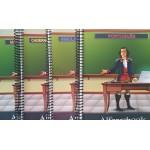 Kit Com 4 Apostilas - CHO 2020 - Matérias e Simulados