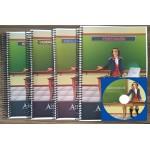 Kit Com 5 Apostilas - CHO 2020 - Matérias, Simulados e Áudios