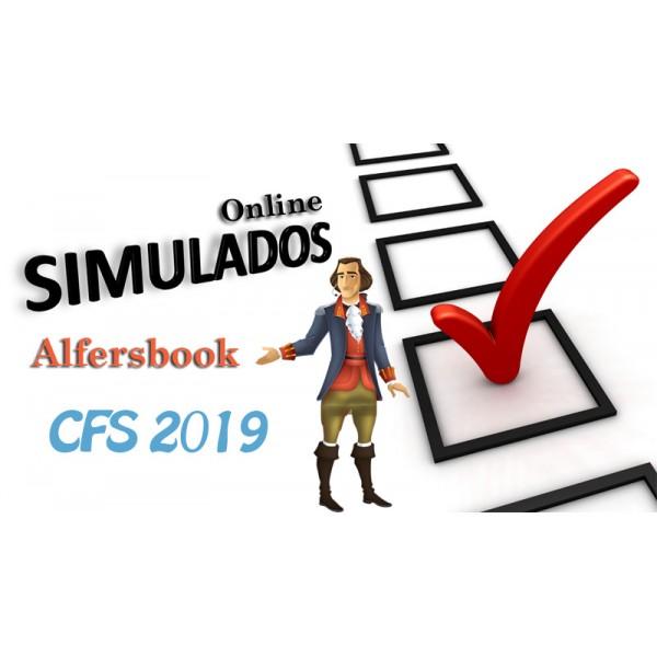 Simulados Online - CFS 2019